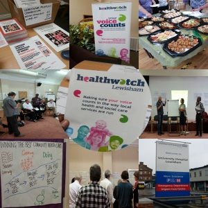 Healthwatch Event
