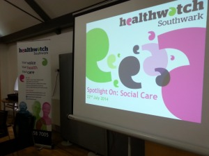 Social Care Event