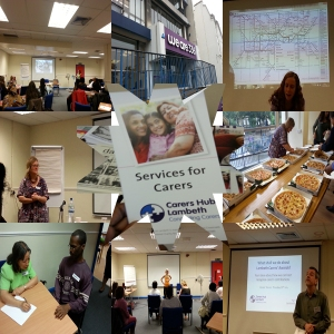 Carers Hub Lambeth Forum