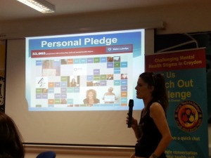 """Time To Change """"Pledge Wall"""""""