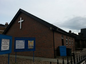 Methodist Hall church