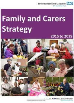 Carer strategy