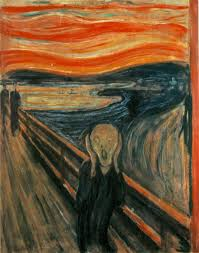9-Edvard Munch – The Scream