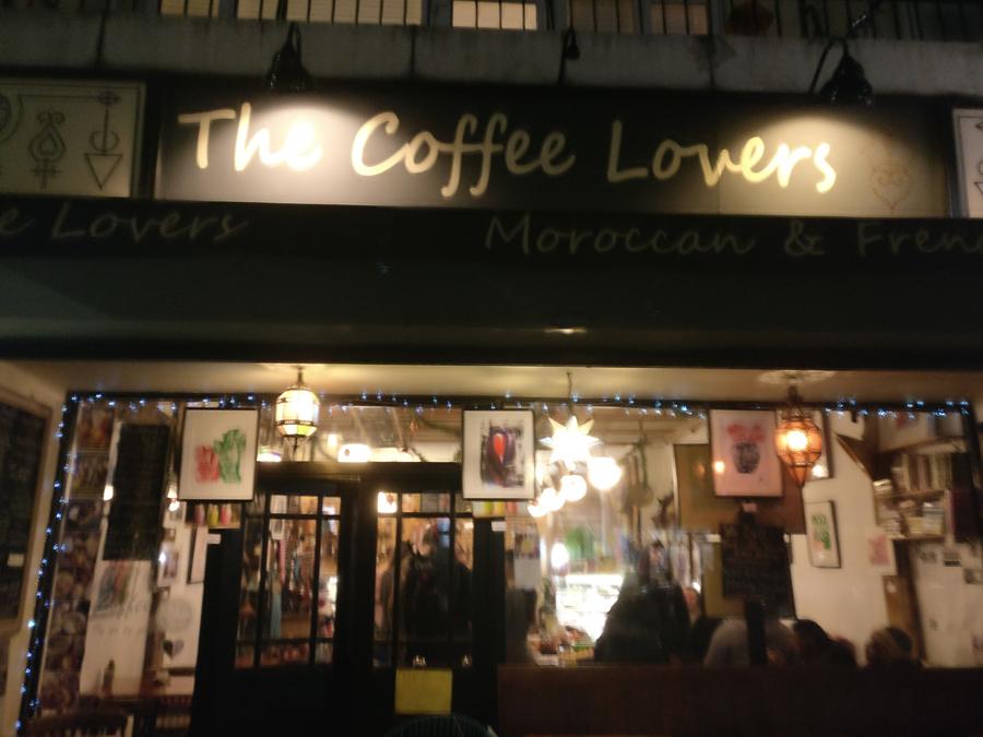 Corner Cafe Lambeth